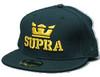 """""""Supra The Site New Era Cap Sz 8 Dark Green)"""