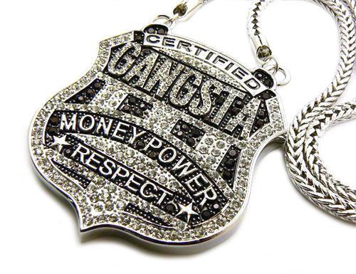 Certified Gangsta Money Power Respect