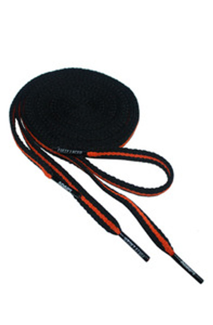 Adapt The Orange and Black Laces
