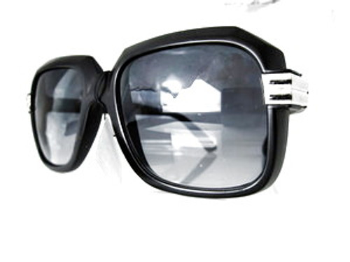Run DMC CAZAL Style Sunglasses 607/ SMOKE LENSE
