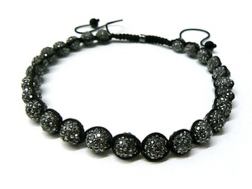 """Shambhala Ladies Choker w/Speed Crystals"