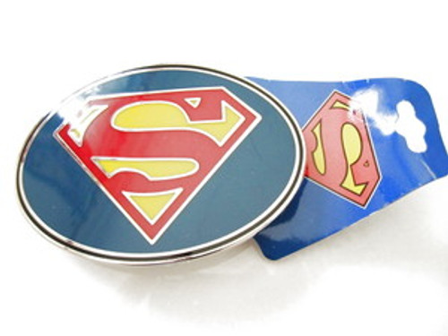 """Superman Licenced Belt Buckle"