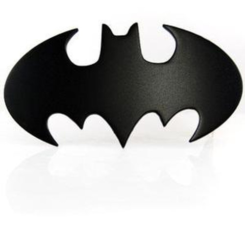 """The Dark Knight Rises Belt Buckle"