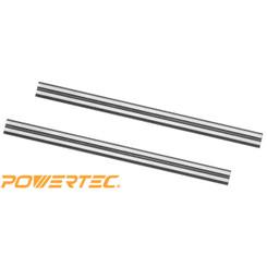 128380 4-3/8-Inch Tungsten Carbide Planer Blades for HP1005, Set of 2
