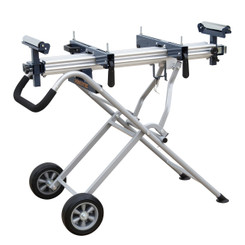 MT4002 Deluxe Rolling Miter Saw Stand