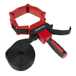 71122 Deluxe Polygon Clamp with Quick-Release Lever