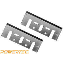 128341 3-1/4-Inch HSS Planer Blades for Makita N1900B, Set of 2