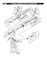 KEY#44 11801044 Corss Recessed Countersunk Head Screw, M4x10