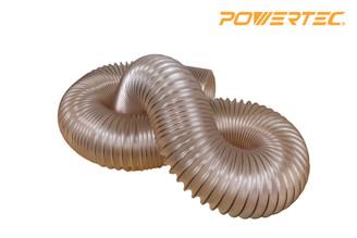 70162 Puncture Resistant Flexible PU Hose, 4-Inch x 10-Foot