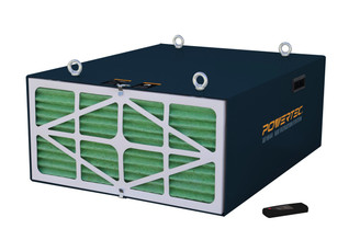 AF1044 3SPD Air Filtration System, 556/702/1044-CFM
