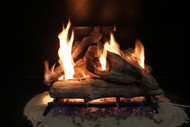 """Driftwood 18"""" - Gas Logs Only (no burner included)"""