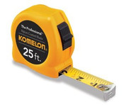 25' METRIC TAPE MEASURE