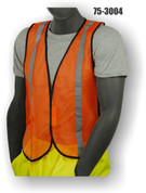 75-3004 ORANGE SAFETY VEST