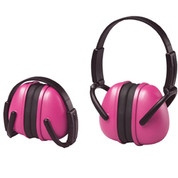 PINK FOLDABLE EAR MUFF