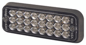 LOW PROFILE SURFACE MOUNT LED LIGHT AMBER 3510A
