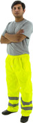 75-2351 E-Class Lime Solid Pants