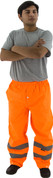 75-2352 Class-E Orange Solid Pants