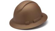 COPPER RIDGELINE FULL BRIM HARD HAT, 4-POINT SUSPENSION