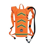Hi-Viz Orange Hydration Pack