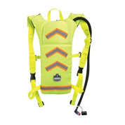 Hi Viz Yellow Hydration Pack