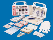 CONTRACTOR FIRST AID KIT - 10 PERSON