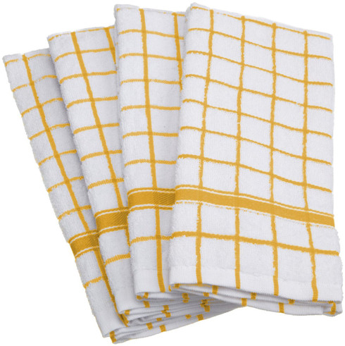Delicieux Didiu0027s Kitchen Terry Towels Yellow