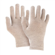 8% Silver Gloves, Twin Pack