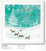 2017 Christmas Cards - Winter Scene (10pk)