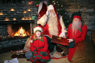 £3 Raffle Ticket - Win a Trip to Lapland