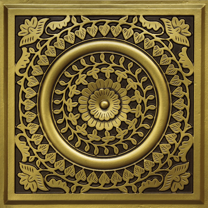 Decorative Ceiling Tile 211 Glue Up And Drop In Designer