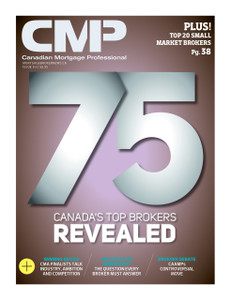 2014 Canadian Mortgage Professional April issue (available for immediate download)