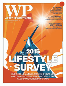 2015 Wealth Professional December issue (digital copy only)