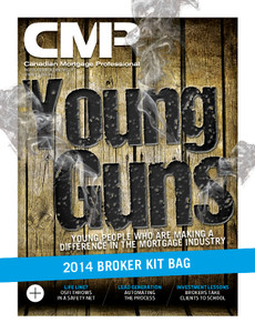 2014 Canadian Mortgage Professional July issue (digital copy only)