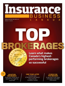 2016 Insurance Business March issue (available for immediate download)
