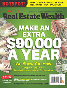 2016 Canadian Real Estate Wealth May issue (digital copy only)