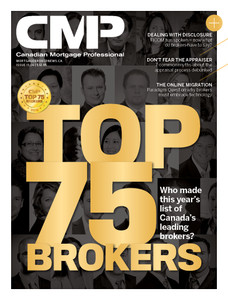 2016 Canadian Mortgage Professional April issue (digital copy only)