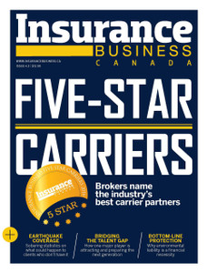 2016 Insurance Business June issue (available for immediate download)