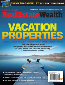 2016 Canadian Real Estate Wealth June issue (digital copy only)