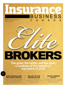 2016 Insurance Business September issue (available for immediate download)