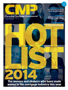 2014 Canadian Mortgage Professional January issue (digital copy only)