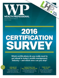 2016 Wealth Professional September issue (available for immediate download)