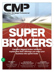 2016 Canadian Mortgage Professional November issue (digital copy only)