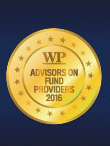 2016 WP Advisors on Fund Providers (digital copy only)