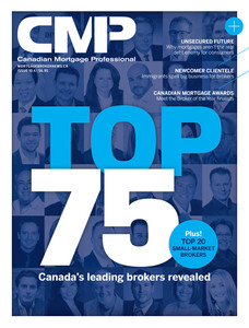 2015 Canadian Mortgage Professional April issue (digital copy only)