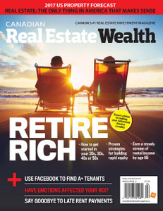 2017 Canadian Real Estate Wealth March issue (digital copy only)
