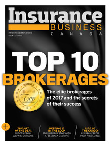 2017 Insurance Business January issue (digital copy only)