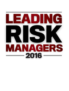 2016 Insurance Business Leading Risk Managers (digital copy only)