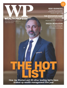 2017 Wealth Professional July issue (available for immediate download)