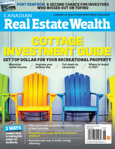 2017 Canadian Real Estate Wealth May issue (digital copy only)