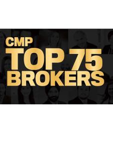 2017 CMP Top 75 Brokers (digital copy only)